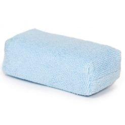 Microfibre sponge blue